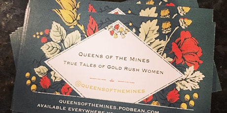 Valentine's Live Taping Queens of the Mines tickets