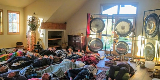 Breathwork Journey w/ Sound Healing ~ Carbondale