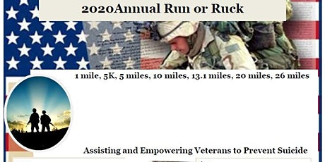 2020 INTERNITY Annual Ruck and Run tickets
