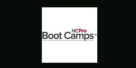 Revenue Integrity and Chargemaster Boot Camp (ahm) S tickets