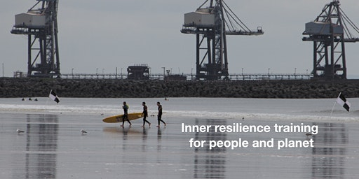 Climate Justice: Inner Resilience Training for People and Planet