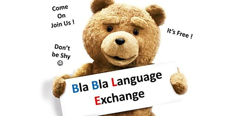 Bla Bla Language Exchange! Friday Party! tickets