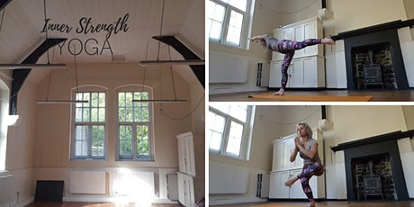 Dru Yoga in Earsdon - single session  - CANCELLED tickets