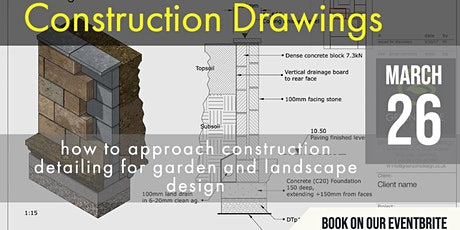 Paul Hensey Lecture on Construction Drawings & how to create them tickets