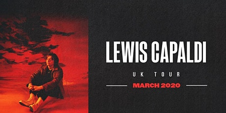 LEWIS CAPALDI HOTEL + TICKET PACKAGE tickets