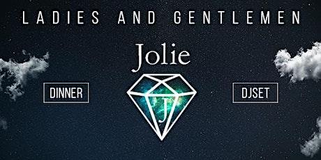 Capodanno Jolie Roma 2020 - martedì 31 Dicembre 2019 biglietti