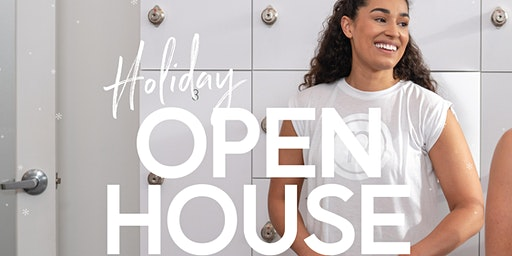 Pure Barre Vancouver Holiday Open House