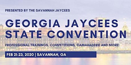 Georgia Jaycees 2020 State Convention in Savannah tickets