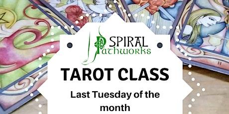 Tarot Class tickets