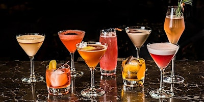 The Conche presents: The Art of Cocktail Making with Master Mixologist 4/25