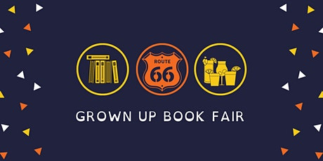 Grown Up Book Fair August tickets