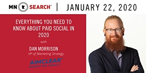 Everything You Need To Know About Paid Social in 2020