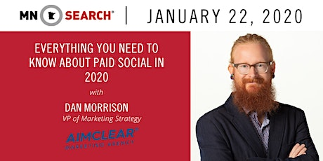 Everything You Need To Know About Paid Social in 2020 tickets