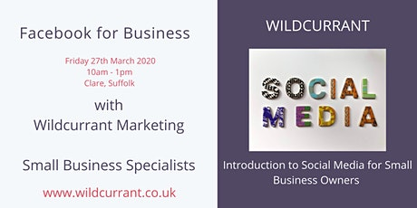 An Introduction to Social Media for Small Business Owners tickets