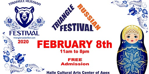 Triangle Russian Festival 2020