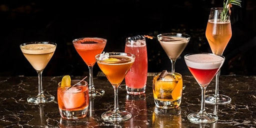 The Conche presents: Art of Cocktail Making with Master Mixologist 12/26