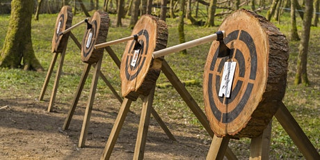 Axe throwing event 23 February 2020, 10.30 - 12pm, Bridgend tickets