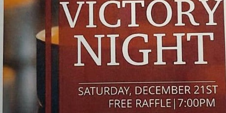GHM Victory Night tickets