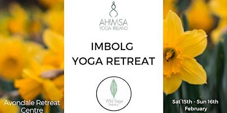 Imbolg Yoga Retreat (one night) tickets
