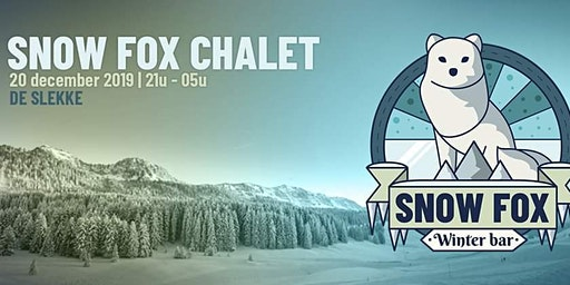 Snow Fox Chalet Opening Night 1