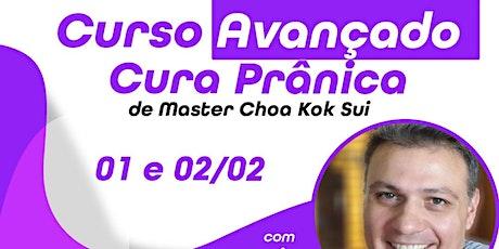 Curso Avançado de Cura Prânica (Pranic Healing) - em São Paulo ingressos