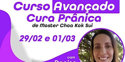 Curso Avançado de Cura Prânica (Pranic Healing) - em Campinas