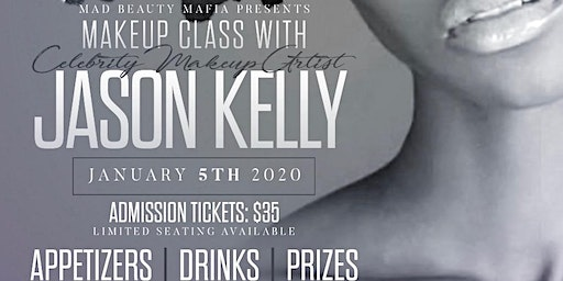 Look&Learn Makeup Artist  Class with Jason Kelly