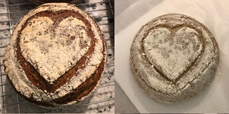 May Sourdough/Advanced breadmaking workshop; learn to make Sourdough tickets