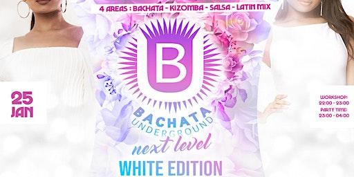 Bachata Underground - White Edition