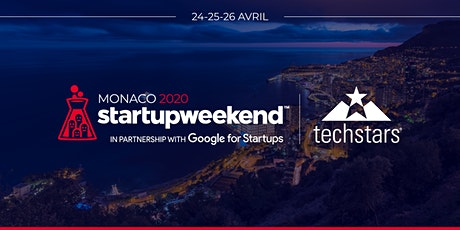 Startup Weekend Monaco 2020 billets