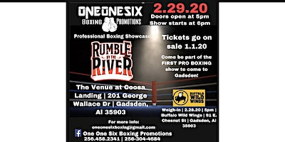 Rumble by the River