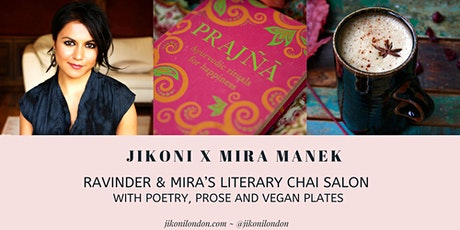 Jikoni X Mira Manek ~ Literary Chai Salon with Poe tickets