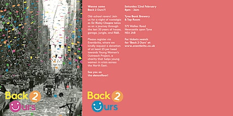 Back 2 Ours tickets