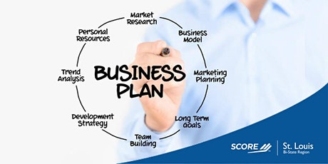 Business Basics: How To Write a Great Business Plan 05182020 tickets