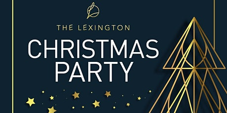 Lexington Christmas Party tickets