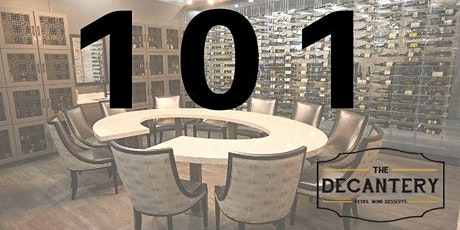 Bold Red Wines 101 - A tasting and learning experience tickets