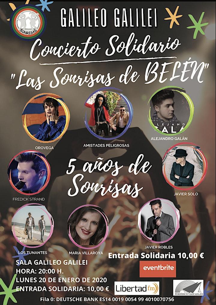 Imagen de Concierto Solidario Sonrisas