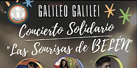 Concierto Solidario Sonrisas entradas