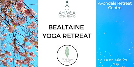 Bealtaine Yoga Retreat (2 nights tickets