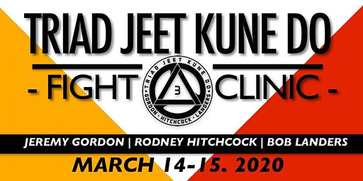 Triad Jeet Kune Do Fight Clinic