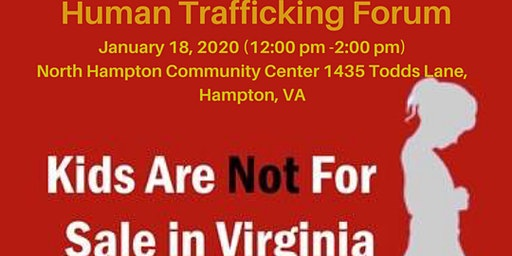 Kids Are Not for Sale in Virginia