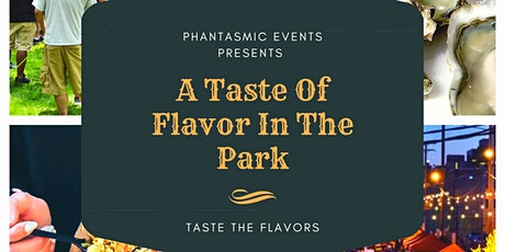 A Taste Of Flavor In The Park Food Festival tickets