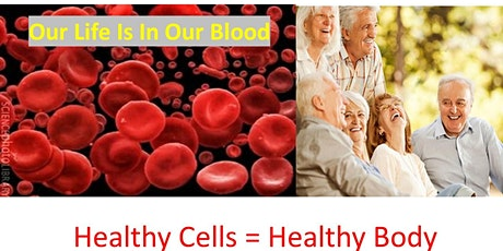 Our HEALTH Is In Our BLOOD (English, Mandarin & B. Malaysia - 3 sessions) tickets