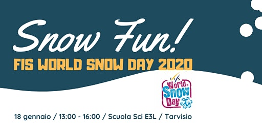 WORLD SNOW DAY TARVISIO