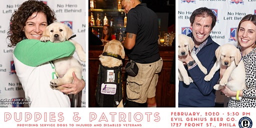 Puppies & Patriots