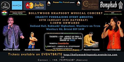 Bollywood Rhapsody concert @ Bristol