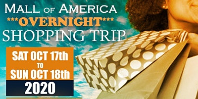Mall of America Overnight Shopping Trip 2020