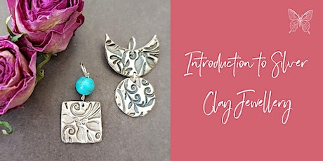 Silver Clay Jewellery Beginners Workshop - Feb tickets