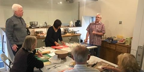 Pasta Making in Keld