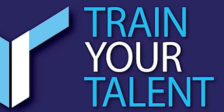 Puebla Train Your Talent Marzo 2020 boletos